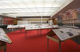Ausstellung AIRT Albanien - Bauen im politischen Kontext der Jahrzehnte